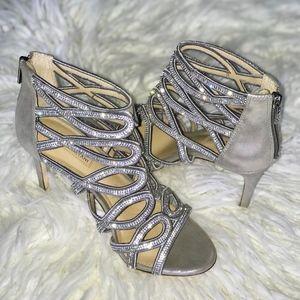 Antonio Melani Rhinestone Heels